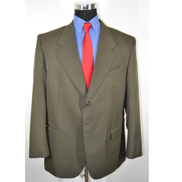 Luighi Balini Other - Luighi Balini 46R Sport Coat Blazer Suit Jacket Da